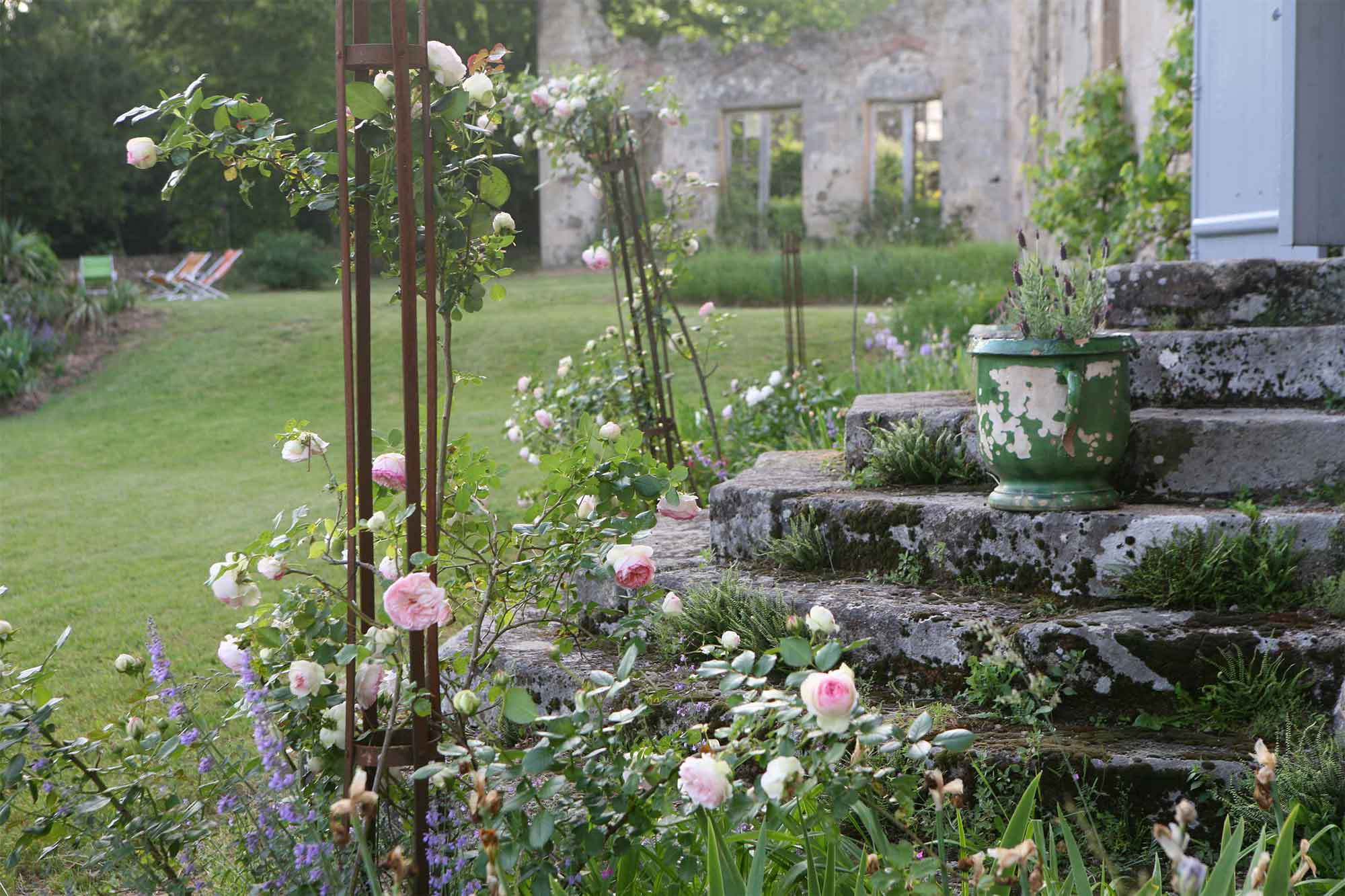 rosier chateau de losmonerie